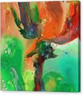 Budlite Canvas Print