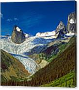 Bugaboo Spires Canvas Print