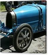 Bugatti Oldtimer Canvas Print