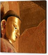 Burmese Buddha Canvas Print