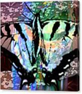 Butterfly Pet Canvas Print