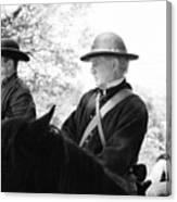 C S A  Co. H 4th Virginia Cavalry Black Horse Troop 150th Anniversary Of The Civil War Warrenton Va. Canvas Print