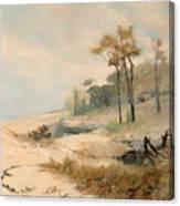 Cabralia Bay Canvas Print