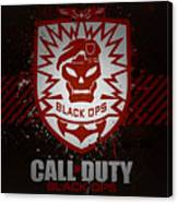 Call Of Duty Black Ops Canvas Print
