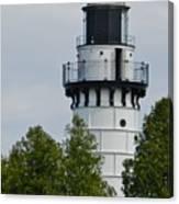 Cana Island Lighthouse Canvas Print