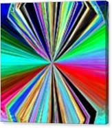 Candid Color 8 Canvas Print