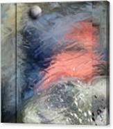 Canyon Girl Canvas Print