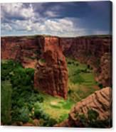Canyon Wonderland Canvas Print