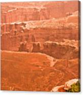 Canyonland N.p. Canvas Print