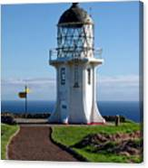 Cape Reinga Lighthouse Canvas Print