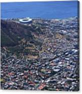 Cape Town South Africa Canvas Print