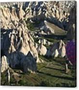 Cappadocia26 Canvas Print