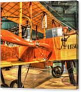 Caproni, Ca. 36 Bomber Canvas Print