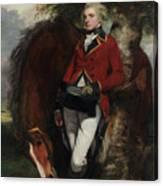 Captain George K. H. Coussmaker Canvas Print