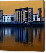 Cardiff Bay Canvas Print