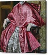 Cardinal Fernando Nino De Guevara Canvas Print