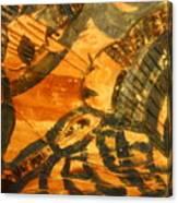 Care - Tile Canvas Print