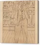 Carl Larsson Canvas Print