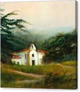 Carmel Monastery Canvas Print