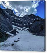 Cascade Mountain Canvas Print