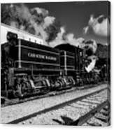 Cass Scenic Railroad Canvas Print
