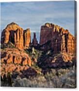 Cathedral Rock, Sedona - 2 Canvas Print