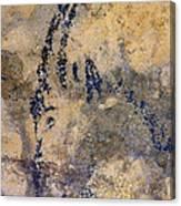 Cave Art: Ibex Canvas Print