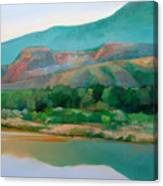 Chama River Canvas Print