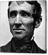 Charles Goodyear, American Inventor Canvas Print
