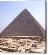 Cheops Pyramid - Egypt Canvas Print