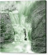 Cherry Creek Lower Run Canvas Print