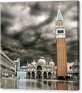 Chieso San Marco Canvas Print