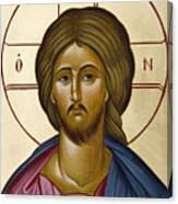 Christ Pantokrator Canvas Print