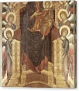 Cimabue: Madonna Canvas Print