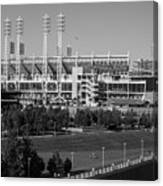 Cincinnati Reds Stadium Canvas Print