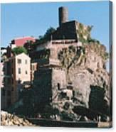 Cinque Terre 3 Photograph Canvas Print