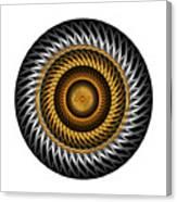Circle Study No. 318 Canvas Print
