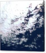Cloud 14 Canvas Print