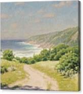 Coast Province Canvas Print