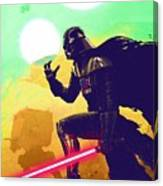 Collection Star Wars Poster Canvas Print