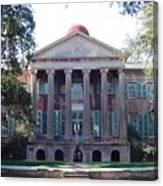 College Of Charleston Canvas Print