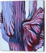 Color Me Purple Canvas Print