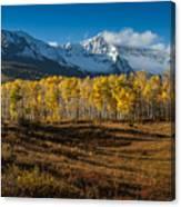 Colorado Fall II Canvas Print