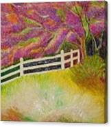 Colourful Earth Canvas Print