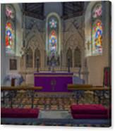 Complete Faith Canvas Print