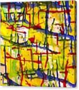Condominium Canvas Print
