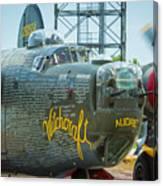 Consolidated B-24j Liberator Canvas Print