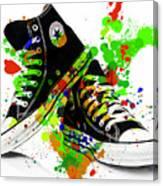 Converse All Stars Canvas Print