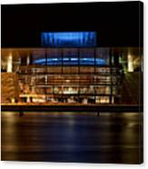 Copenhagen Opera House Canvas Print