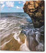 Coral Cove Canvas Print